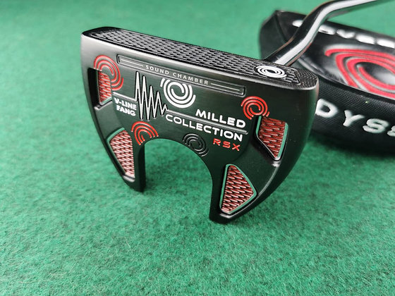 Putter ODYSSEY MILLED COLLECTION VLine Fang RSX [34]