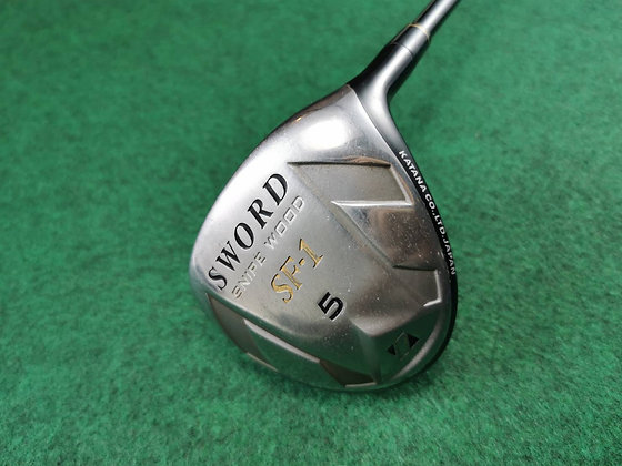 Fairway Woods 5 Sword SF-1 Flex R