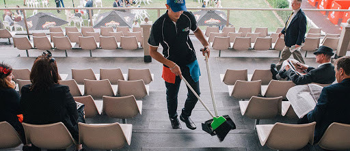 Special event cleaning staffing