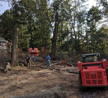 Property site work