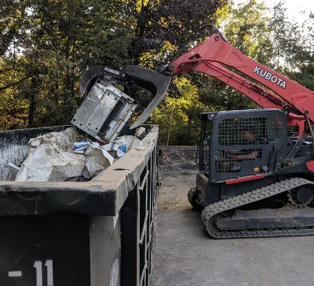 Property reclamation services