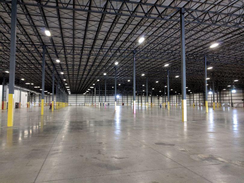 250,000 sq. ft + warehouse floor