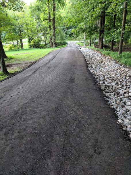 Driveway reclemation