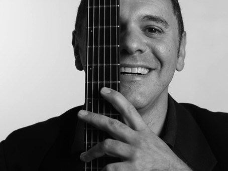 Jeu. 18/01 - 20h30 : Serge Balsamo trio