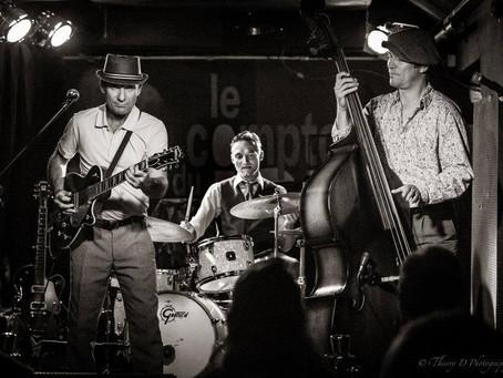 Ven. 02/02 - 20h30 : Charlaz trio