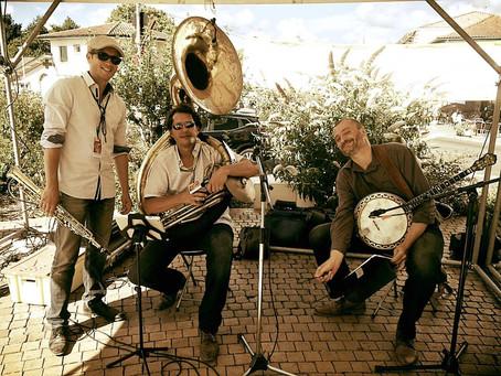 Ven. 16/02 - 20h30 : Jazz River Trio