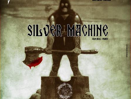 Ven. 16/02 - 21h30 : Ravensire + Silver Machine