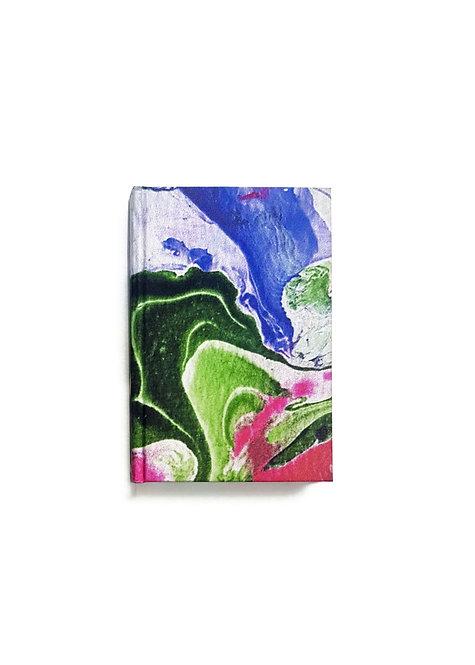 Multi Marble Notebook