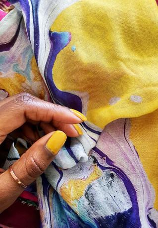 Textile Sample, 2020