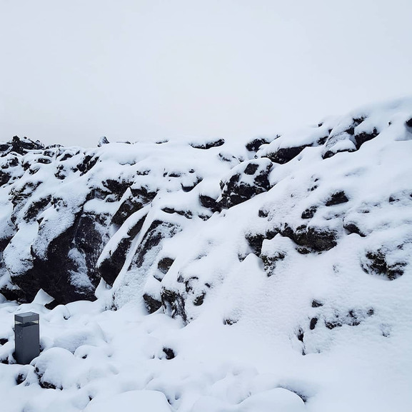 Iceland February 2019