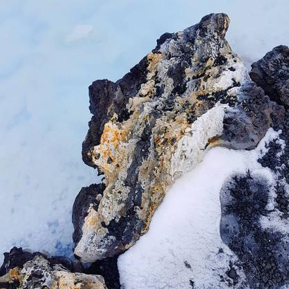 Icelandic Textures February 2019