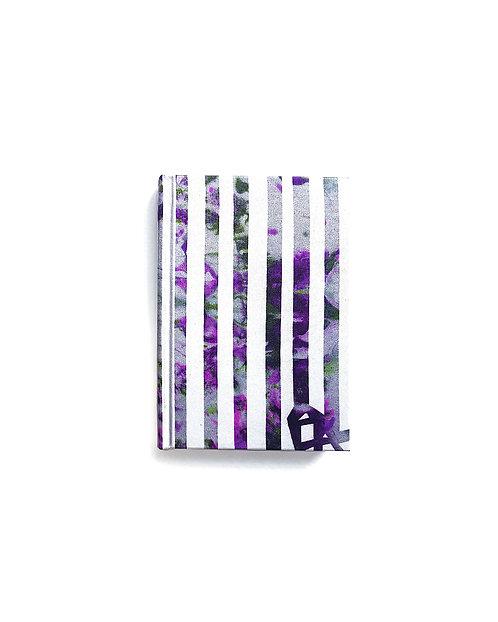 Scaffolding Stripe Notebook