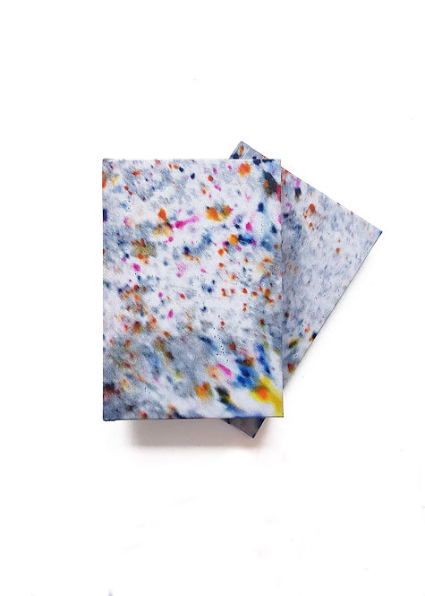 Flecked Notebook