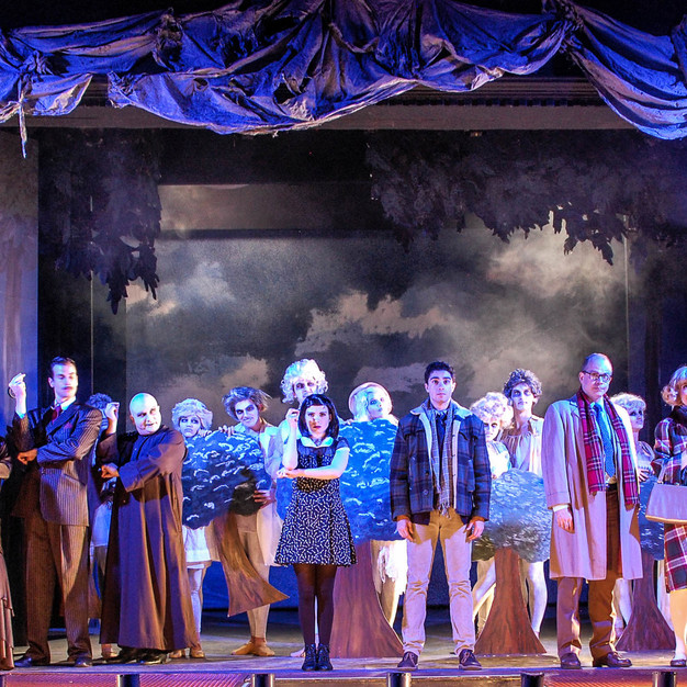 The Addams Family. Directed by Michael Rader