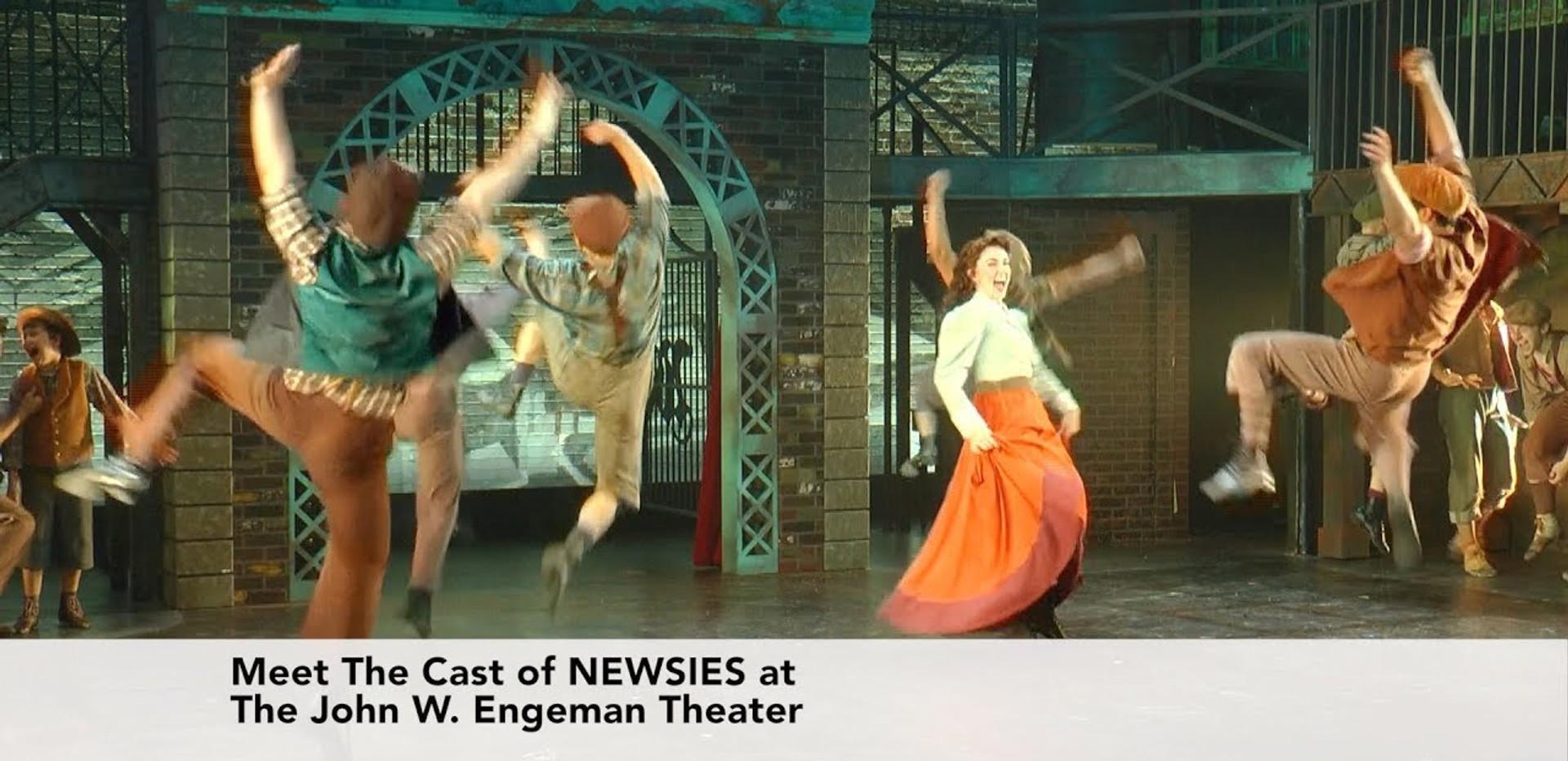 Newsies! Meet The Cast