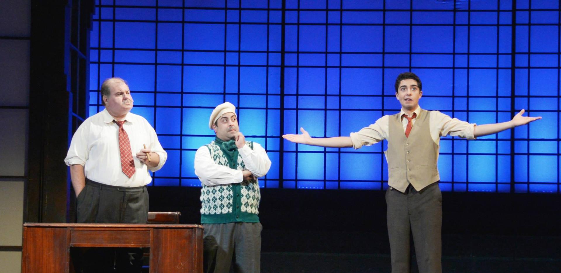Singin' In The Rain- Park Playhouse