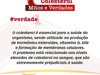 Campanha pelo Dia Nacional de Combate ao Colesterol