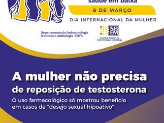 SBEM: Dia Internacional da Mulher