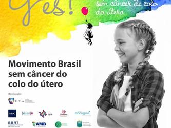 Brasil Sem Câncer de Colo do Útero!