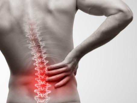 dor nas costas nem sempre é sinal de problema lombar