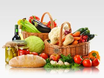 Alimentos in natura minimamente processados
