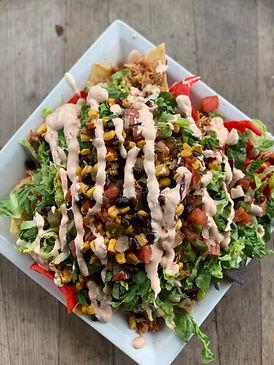 Salad at Dugarel's