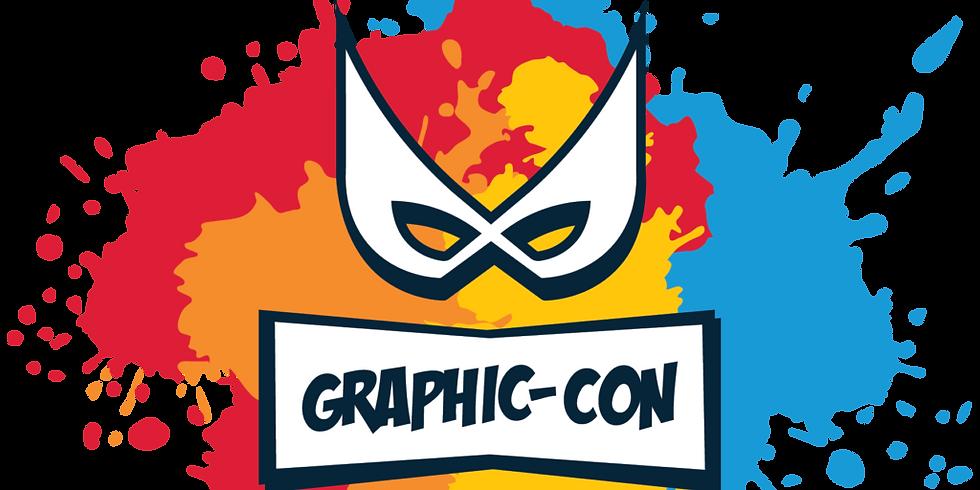 Graphic Con: Sudbury Writers' Guild Book Table