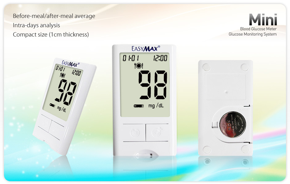EASYMAX Mini glucose meter