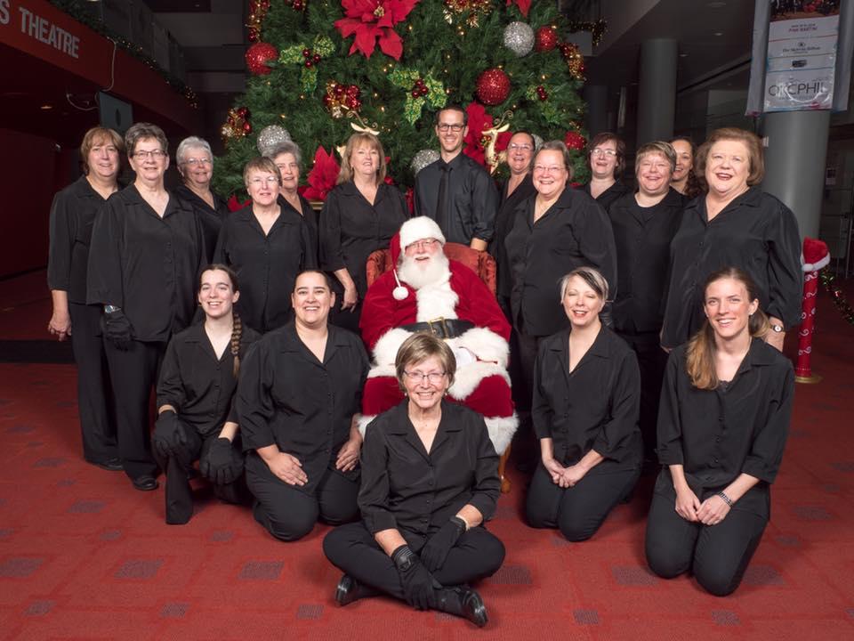 OKC Philharmonic Christmas 2017