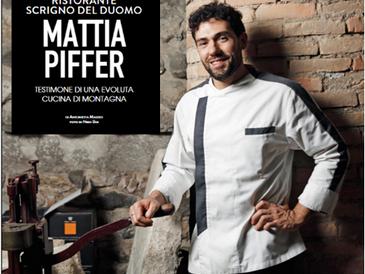 Mattia Piffer - Ristorante Scrigno del Duomo