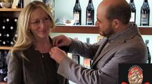Antonietta Mazzeo nominata ambasciatore del Buttafuoco Storico
