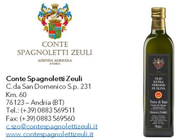 Conte Spagnoletti Zeuli - Terra di Bari Castel del Monte