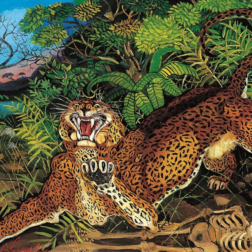 Leopardo Antonio Ligabue