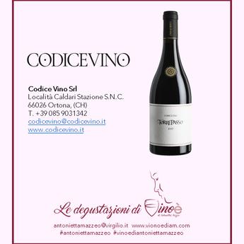 Torrepasso 2017 - Montepulciano d'Abruzzo sottozona Teate - Codice Vino