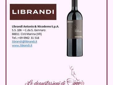 Duca San Felice - Cirò Rosso classico superiore Riserva Doc 2017 - Librandi