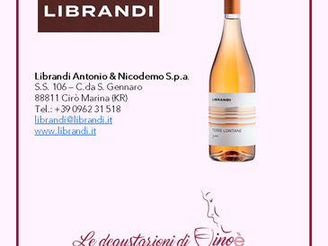 Terre Lontane 2020 - IGT Calabria - Librandi