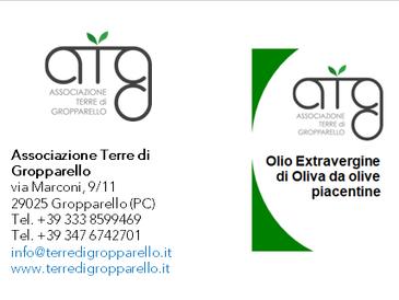 Olio extravergine di oliva da olive piacentine - Associazione Terre di Gropparello - campagna oleari
