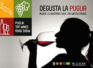 DEGUSTA LA PUGLIA - Milano 11 novembre 2019