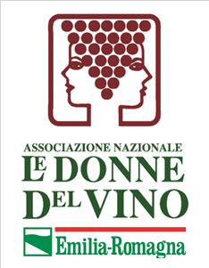 Logo Donne Vino ER Verticale PNG