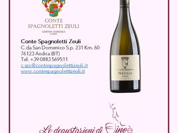 Nevaia 2018 - Murgia IGT Fiano- Conte Spagnoletti Zeuli