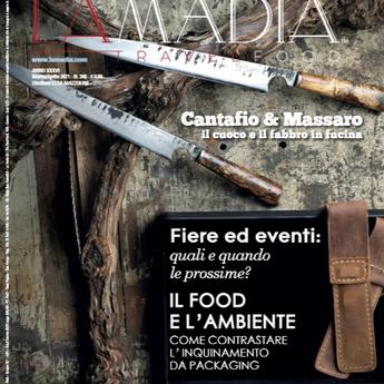 E' uscita La Madia Travelfood                   di marzo - aprile 2021