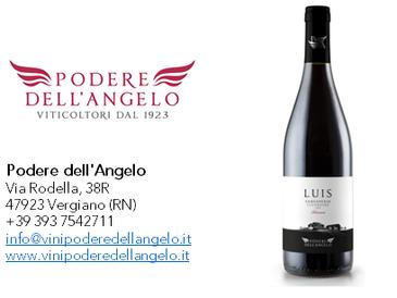Luis - Sangiovese Riserva 2015 Superiore - Podere dell' Angelo