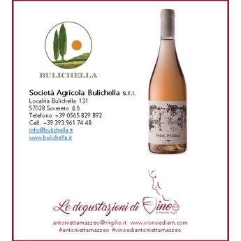 SolSera 2019 - Costa Toscana Rosato IGT - Bulichella