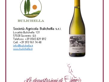 Tuscanio 2019 - Costa Toscana Vermentino I.G.T. - Bulichella
