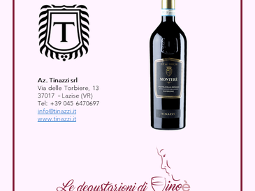 Monterè 2018 - Valpolicella Ripasso D.O.P. - Az. Tinazzi