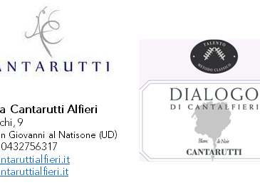 Dialogo di Cantalfieri Blanc de Noir Brut 2014