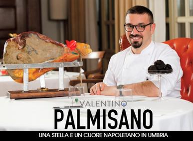 Vespasia il ristorante del Relais & Châteaux Palazzo Seneca – Valentino Palmisano