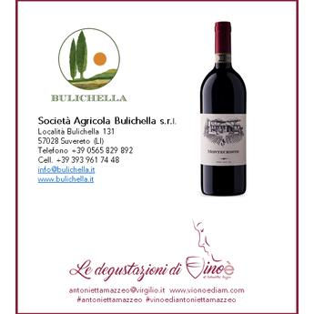 Montecristo 2015- Suvereto DOCG - Soc. Agr. Bulichella