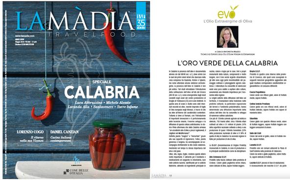 L'oro verde della Calabria