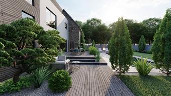Projet 12 Vue 2 www.architecte-paysagiste.eu